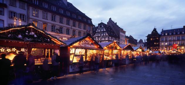 Tourisme 18 9 millions de visiteurs en alsace - Office de tourisme strasbourg marche de noel ...