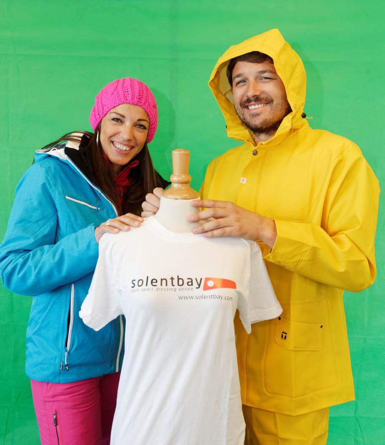 Gian-Albert et Virginie Munch, les deux repreneurs de Solentbay, Moncapitalsanté et Kinéopro, sites d'e-commerce basés à Sélestat © Benoît Linder