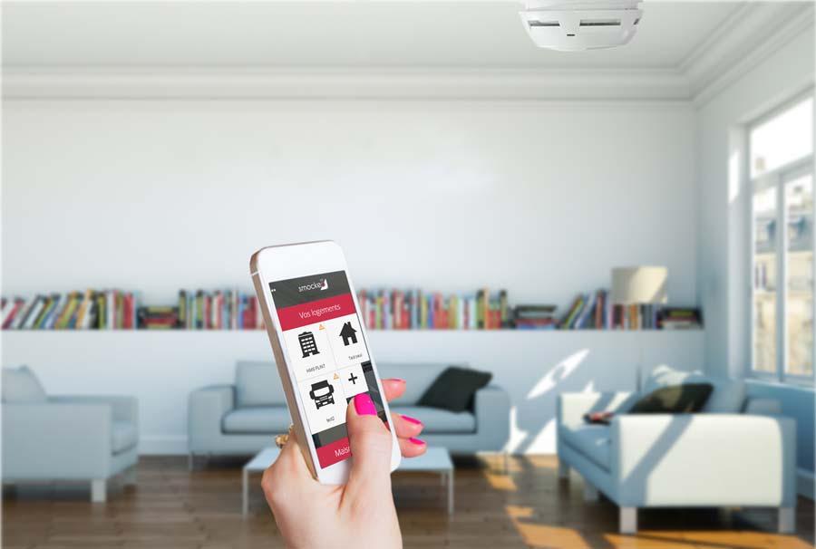 smockeo d tecteur de fum e connect burnhaupt le haut. Black Bedroom Furniture Sets. Home Design Ideas