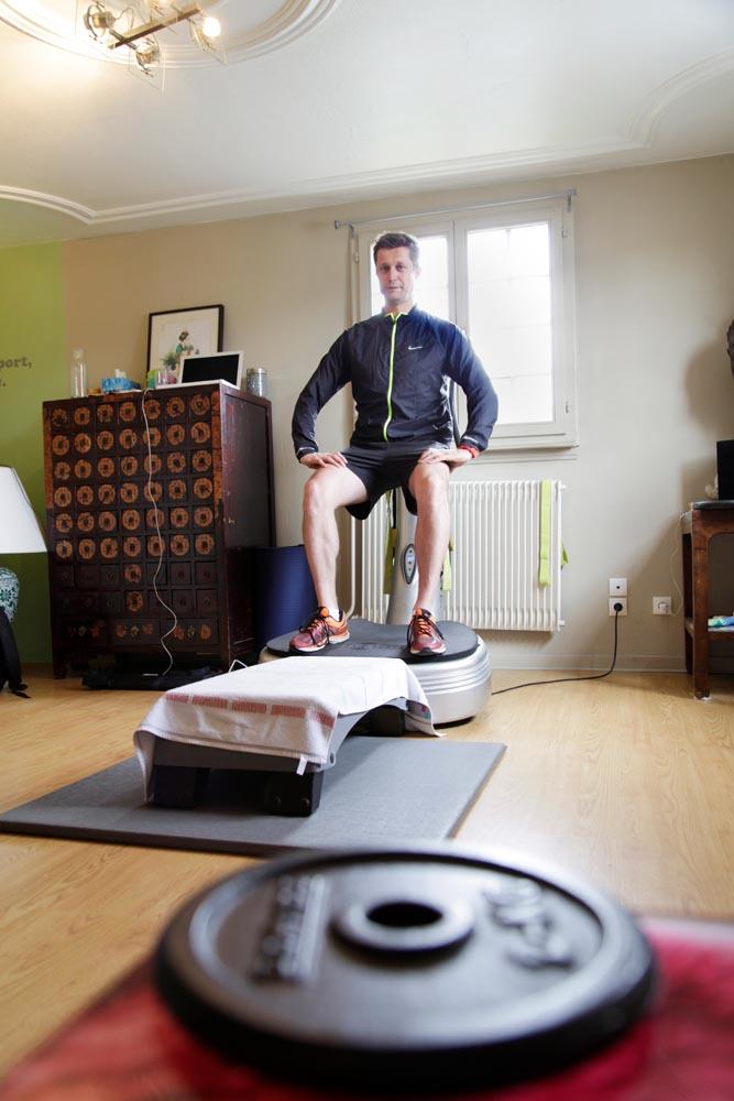 ma salle de sport 3 0 un concept sign fr d ric hoff le sport pour se sentir mieux. Black Bedroom Furniture Sets. Home Design Ideas