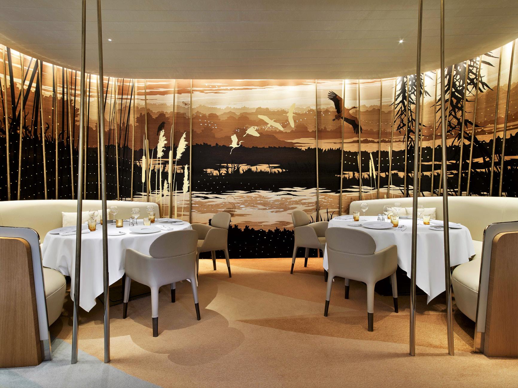 L 39 auberge de l ill dans le top 3 des meilleurs - Restaurant la table de l ill illkirch ...