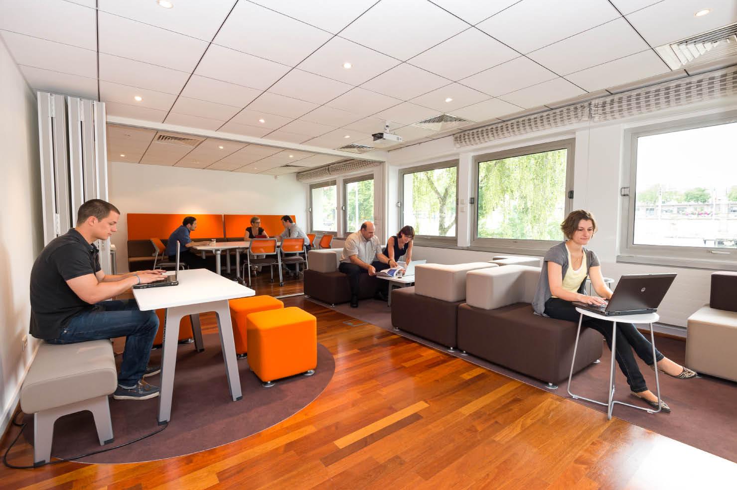 Maison de l 39 entrepreneur espace entreprises cci mulhouse for Espace chlorophylle