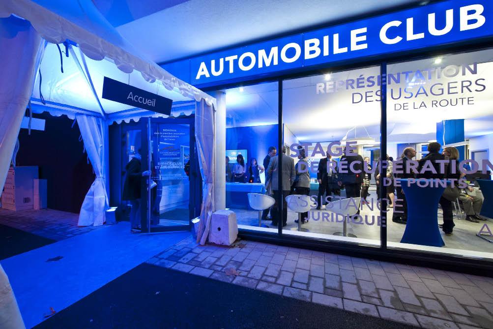 automobile club association un si ge plus moderne. Black Bedroom Furniture Sets. Home Design Ideas